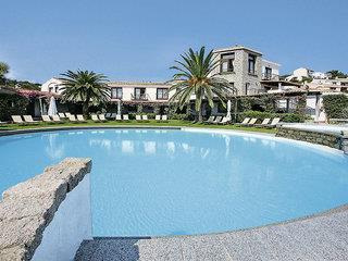Hotel Palumbalza - Sardinien