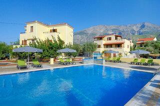 Agrilionas Aparthotel - Samos