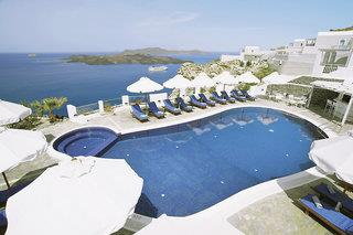 Volcano View Hotel & Villas - Santorin