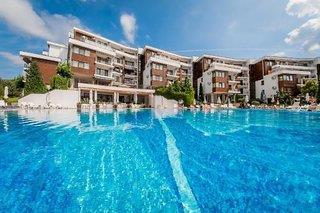 Messambria Fort Beach - Bulgarien: Sonnenstrand / Burgas / Nessebar