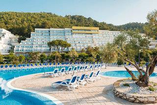 Hotel Mimosa - Lido Palace - Kroatien: Istrien