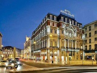 Avenida Palace - Lissabon & Umgebung