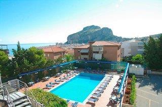 Villa Belvedere Cefalu - Sizilien