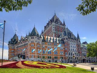 Fairmont Le Chateau Frontenac - Kanada: Quebec
