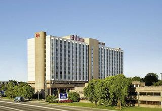 Hilton Newark Airport - New Jersey & Delaware
