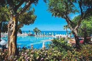 SENTIDO Lykia Resort & Spa - Erwachsenenhotel - Dalyan - Dalaman - Fethiye - Ölüdeniz - Kas