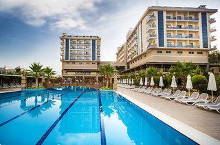 Hotelbild von Dizalya Palm Garden