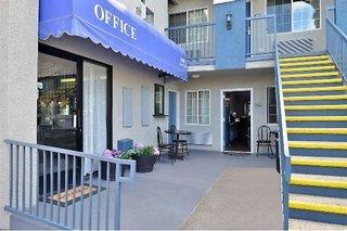 Americas Best Value Inn - Hollywood / Los Angeles - Kalifornien