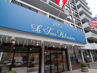 La Tour Belvedere Apartment Hotel - Kanada: Quebec