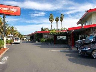 Econo Lodge Inn & Suites Oakland Airport - Kalifornien