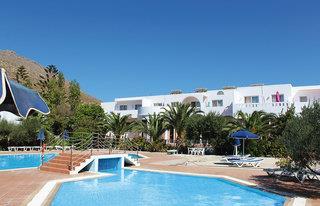 Eristos Beach Hotel - Tilos & Chalki