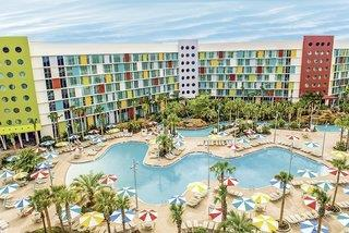 Universals Cabana Bay Beach Resort - Florida Orlando & Inland