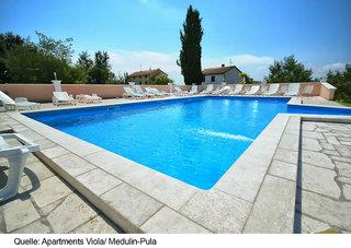 Appartements Viola - Kroatien: Istrien