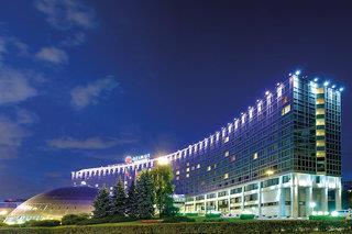 AZIMUT Moscow Olympic Hotel - Russland - Moskau & Umgebung