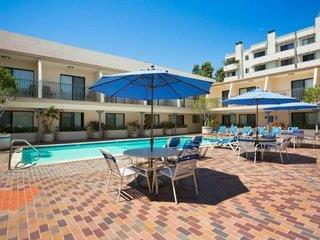 Days Inn Hollywood Near Universal Studio - Kalifornien