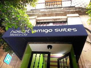 Hostal Amigo Suites Downtown - Mexiko Stadt