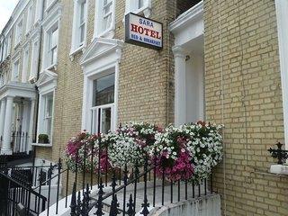 Sara Hotel - London & Südengland