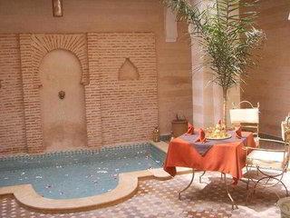 Riad Schanez - Marokko - Marrakesch