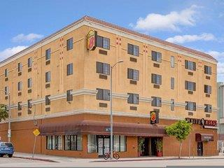 Super 8 Motel - Hollywood/L.A. Area - Kalifornien