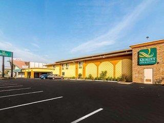 Quality Inn & Suites Bakersfield - Kalifornien: Sierra Nevada