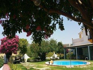 Hacienda El Santiscal - Erwachsenenhotel - Andalusien Inland