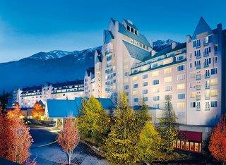 Fairmont Chateau Whistler - Kanada: British Columbia