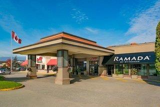 Ramada Kelowna Hotel & Conference Centre - Kanada: British Columbia