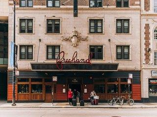 Freehand Chicago Hotel & Hostel - Illinois & Wisconsin