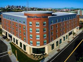 TownePlace Suites Boston Logan Airport/Chelsea - New England