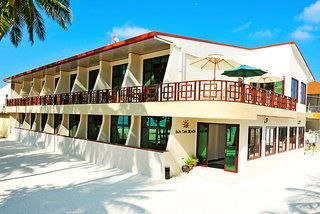 Sun Tan Beach - Malediven