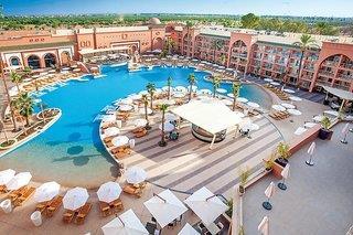 Savoy Le Grand Hotel - Marokko - Marrakesch