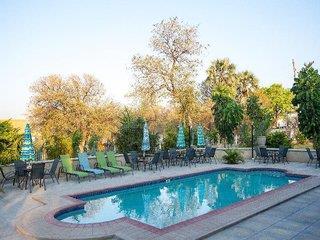 The N1 Hotel Victoria Falls - Simbabwe