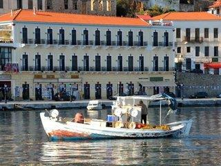 Aktaion Hotel - Peloponnes