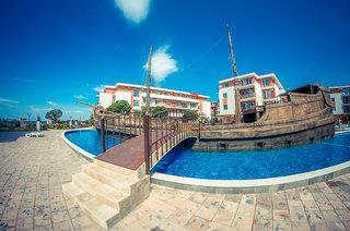 Privilege Fort Beach - Bulgarien: Sonnenstrand / Burgas / Nessebar