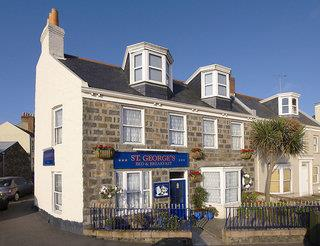St George's Guesthouse - Guernsey - Kanalinsel