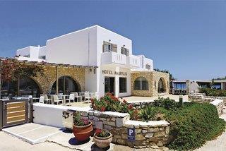 Amaryllis Paros Beach Hotel - Paros, Kimolos, Milos, Serifos, Sifnos