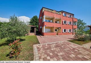 Apartments Grana - Kroatien: Istrien