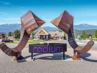 Best Western Plus Prestige Radium Hot Springs - Kanada: British Columbia