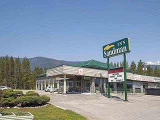 Sandman Inn Blue River - Kanada: British Columbia
