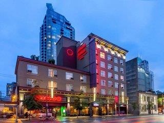 Howard Johnson Hotel Vancouver Downtown - Kanada: British Columbia