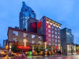Howard Johnson Hotel Vancouver Downtown - Kanada: British Columbia