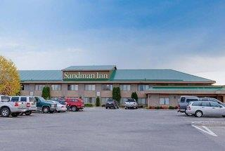 Sandman Inn Cranbrook - Kanada: British Columbia