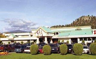 Sandman Hotel & Suites Kelowna - Kanada: British Columbia