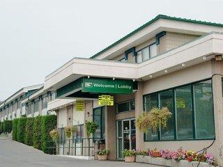 Sandman Hotel & Suites Williams Lake - Kanada: British Columbia