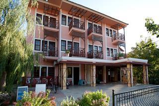 Pink Palace - Dalyan - Dalaman - Fethiye - Ölüdeniz - Kas