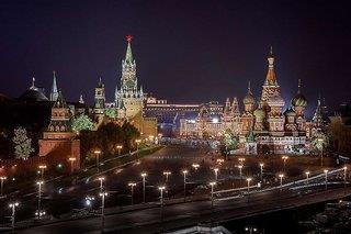 Baltschug Kempinski - Russland - Moskau & Umgebung