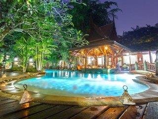 Sawasdee Village - The Baray Villa & Garden Deluxe - Thailand: Insel Phuket