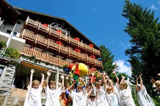 Swiss Family Hotel Alphubel - Wallis