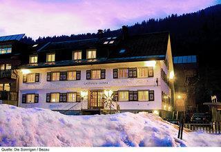 Hotel und Appartementhaus die Sonnigen - Vorarlberg