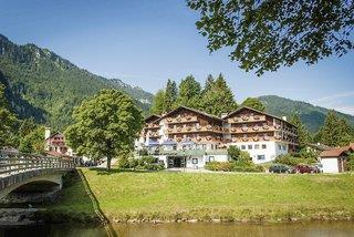 Parkhotel Sonnenhof Oberammergau - Bayerische Alpen